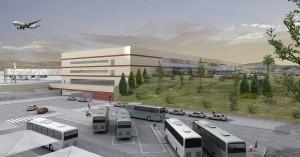 Έτσι θα είναι το νέο υπερσύγχρονο αεροδρόμιο στο Καστέλι