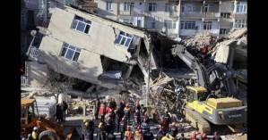Στους 38 έφτασαν οι νεκροί από τον φονικό σεισμό στην Τουρκία