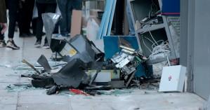 Ανατίναξαν ΑΤΜ στην Αργυρούπολη – Έφυγαν με τα χρήματα οι δράστες