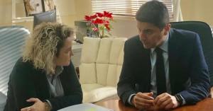 Συνάντηση Αυγενάκη - Μπορμπουδάκη για τα νοσοκομεία της Κρήτης