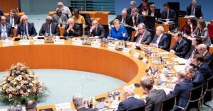 Διάσκεψη για τη Λιβύη:Συμφώνησαν σε εκεχειρία και τερματισμό ξένης στρατιωτικής παρέμβασης