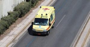 Χανιά: Τροχαίο στην Κίσαμο - Σοβαρά τραυματίας μεταφέρθηκε στο Νοσοκομείο Χανίων