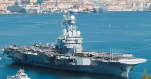 Προσεχώς στην Κρήτη το γαλλικό αεροπλανοφόρο «Σαρλ ντε Γκωλ»