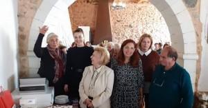 Η ΙΛΑΕΚ έκοψε την πίτα της στο ιστορικό Θέρισο (φωτο)