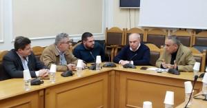 Συνάντηση εργασίας για την προώθηση και ανάδειξη του δικτύου τυριού