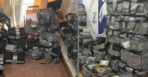 Ένας τόνος ναρκωτικά στον Αστακό: Δύο αστυνομικοί έζησαν στο ιστιοπλοϊκό της κόκας