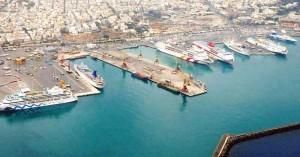 Δωρέαν πάρκινγκ μέσα στο Λιμάνι του Ηρακλείου