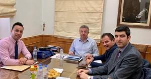 Στο πλευρό του Ναυταθλητικού Ομίλου Τυμπακίου ο Σταύρος Αρναουτάκης