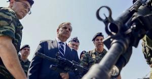 Παναγιωτόπουλος για Τουρκία: Εξετάζουμε όλα τα σενάρια ακόμη και της στρατιωτικής εμπλοκής
