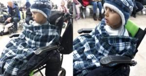Οκτάχρονος με καρκίνο ταξίδεψε στη Γερμανία χωρίς γονείς λόγω δίωξής τους ως Γκιουλενιστές