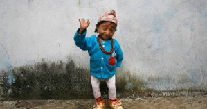Πέθανε ο πιο μικρόσωμος άνθρωπος στον κόσμο