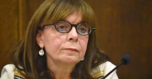 Κατερίνα Σακελλαροπούλου: «Έκλεισε» το προφίλ της στο Facebook