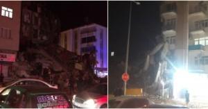 Ισχυρή σεισμική δόνηση στην Τουρκία - Νεκροί και τραυματίες - Μεγάλες ζημιές (φωτο - vid)