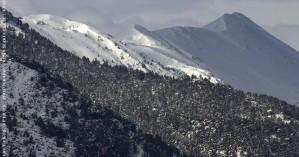 Επιχείρηση διάσωσης στα χιονισμένα ορεινά των Σφακίων