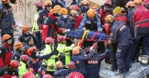 Σεισμός στην Τουρκία: Στους 22 οι νεκροί – Μετέβη στο Ελαζίγ ο Ερντογάν