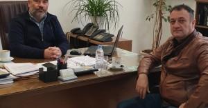 Οι αποζημιώσεις των Κρητικών παραγωγών στο επίκεντρο συνάντησης Βοργιά - Γαβαλά