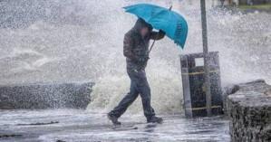 Καταιγίδες στην Κρήτη και βροχές σήμερα (βιντεο)