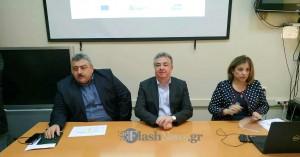 Ευρεία σύσκεψη για τα έργα που προγραμματίζονται από την Περιφέρεια στα Χανιά(φωτο-Βίντεο)