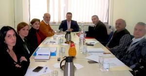 Σύσκεψη της ομάδας εργασίας για τη διεκδίκηση αποζημιώσεων υπέρ των κρητικών παραγωγών ελα