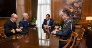 Στρατιωτικός διάλογος για τα μέτρα εμπιστοσύνης Ελλάδας – Τουρκίας