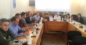 Ευρεία σύσκεψη εργασίας για την πρόληψη της πλαστικής ρύπανσης