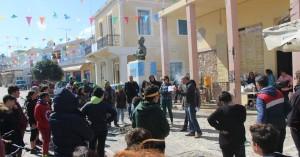 Το 7ο Κυνήγι του Κρυμμένου Θησαυρού στο 29ο Παλιοχωρίτικο Καρναβάλι