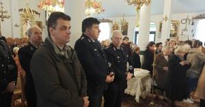 Τιμή στους πεσόντες αστυνομικούς στα Χανιά (φωτο)