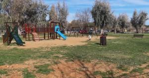 Σειρά εργασιών για την αποκατάσταση στο Πάρκο Αγ. Αποστόλων