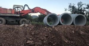 Δήμος Πλατανιά: Κατασκευή δικτύου απορροής ομβρίων στην Κοινότητα Αλικιανού