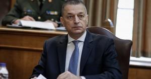 Επίσκεψη Υφυπουργού Εθνικής Άμυνας, Αλκιβιάδη Στεφανή στο Δημαρχείο Χανίων