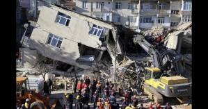 Σεισμός στην Τουρκία: Επτά νεκροί -Πολλοί παγιδευμένοι σε συντρίμμια