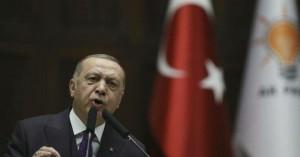 Ερντογάν: «Ήμασταν στη Μεσόγειο πριν από 500 χρόνια, είμαστε και τώρα με τις φρεγάτες μας»
