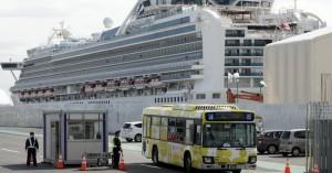Κορωνοϊός: Ο πρώτος νεκρός Βρετανός – Ήταν επιβάτης του Diamond Princess