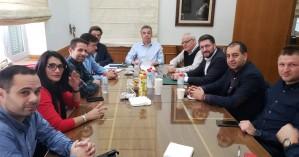 Υπεγράφη η σύμβαση για τον δρόμο Καβροχώρι - Κεραμούτσι