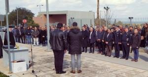 Τίμησαν τη μνήμη των νεκρών Αστυνομικών εν ώρα καθήκοντος στο Ηράκλειο (φωτο)