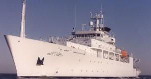 Στην Σούδα ωκεανογραφικό πλοίο του πολεμικού ναυτικού των ΗΠΑ