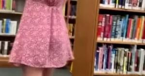 Σάλος από ερωτικό βίντεο που γυρίστηκε σε δημόσια βιβλιοθήκη σε ώρα αιχμής