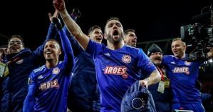 """Ολυμπιακός: Οι 15 πιθανοί αντίπαλοί του Ολυμπιακού στους """"16"""" του Europa League"""