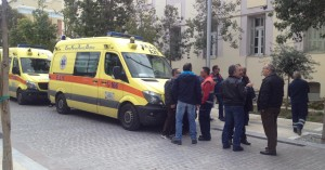 Για τις 10 Ιουνίου αναβλήθηκε η υπόθεση της επίθεσης στον διασώστη του ΕΚΑΒ