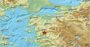 Σεισμός στη δυτική Τουρκία – Αισθητός στο Βόρειο Αιγαίο
