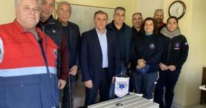 Συνάντηση του Δημάρχου με το ΕΚΑΒ Ιεράπετρας
