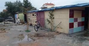 Απολυμαίνουν προληπτικά τους καταυλισμούς των Ρομά στα Χανιά