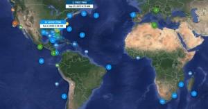 Δείτε live πού βρίσκονται 416 λευκοί καρχαρίες και γιατί τους παρακολουθεί η επιστήμη