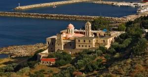 Εσπερινός της Συγχωρήσεως τελείται στην Ι. Πατριαρχική Μονή Γωνιάς αυτή την Κυριακή