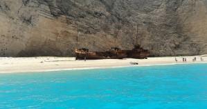 «Θύελλα» αντιδράσεων: Ταξιδιωτική εταιρεία... μετακόμισε το «Ναυάγιο» της Ζακύνθου