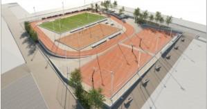 Στο πρόγραμμα Φιλόδημος ΙΙ, η κατασκευή Αθλητικών Εγκαταστάσεων στο Κουμπέ Νεροκούρου
