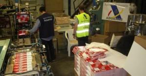 Ισπανία: Καταστράφηκε τεράστιο υπόγειο εργαστήριο παράνομων τσιγάρων