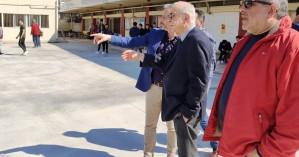 Συνεχίζονται οι εκτεταμένες παρεμβάσεις σε σχολεία του Δήμου Ηρακλείου