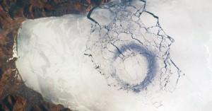 Λύθηκε ο γρίφος με τους μυστηριώδεις δακτυλίους της Σιβηρίας