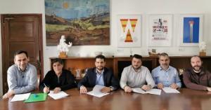 Σύμβαση για την ανάδειξη μονοπατιών ως εναλλακτικών μορφών τουρισμού στα Χανιά